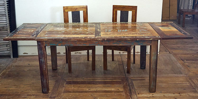 Tavolo allungabile old in offerta prezzi on line tavoli allungabili