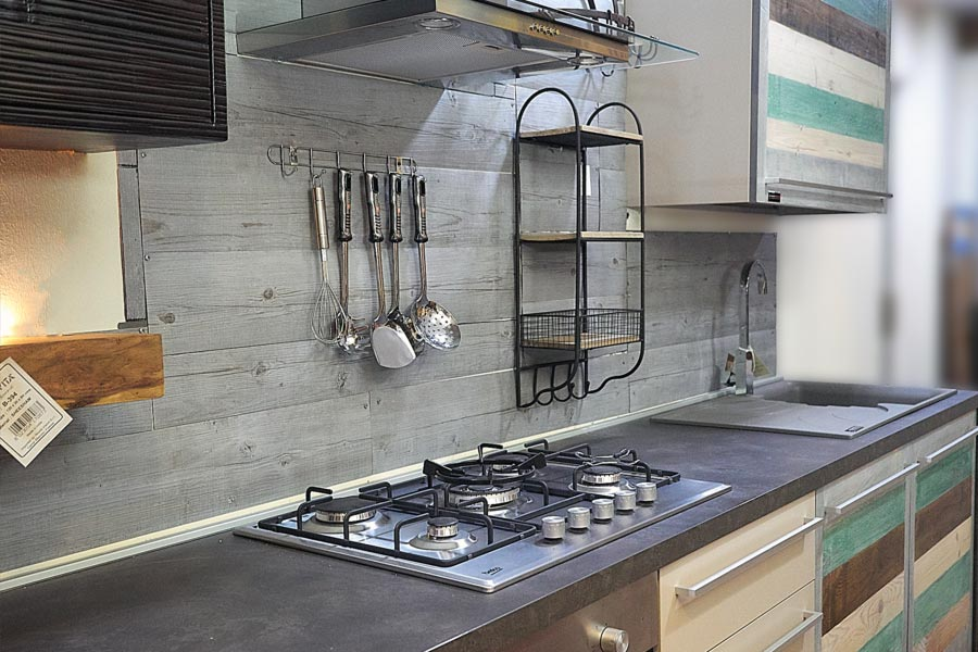cucina stile vintage moderna cucine retrò componibili su misura