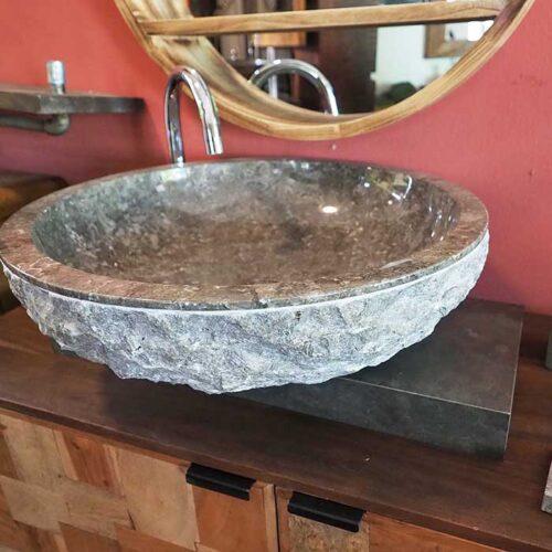 lavabo pietra bagno