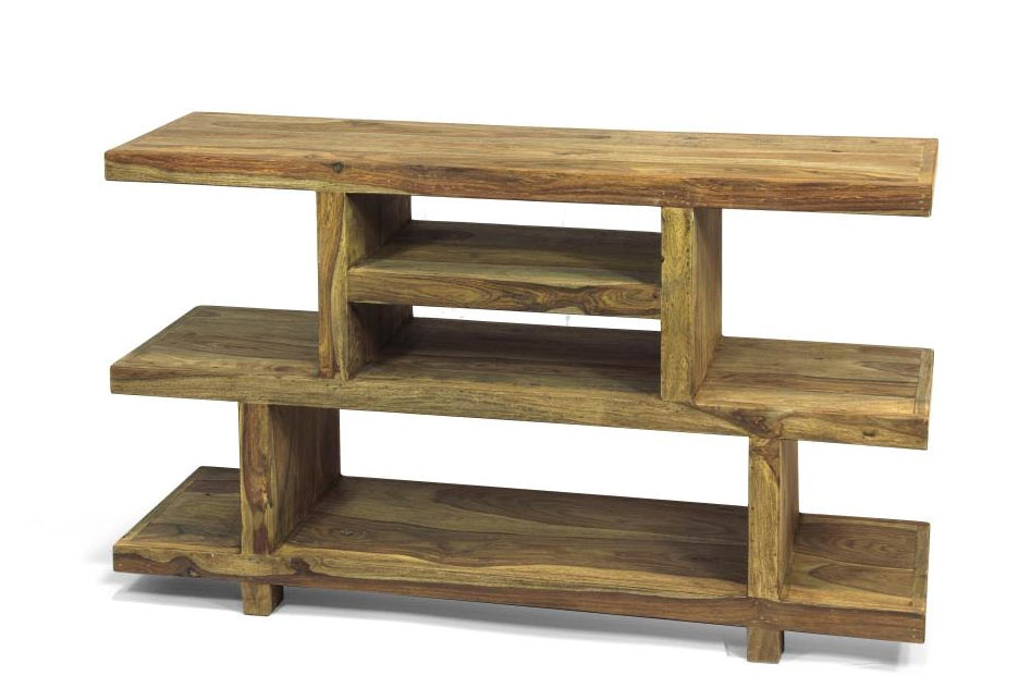 Consolle legno sheesham mobile in legno massiccio offerta