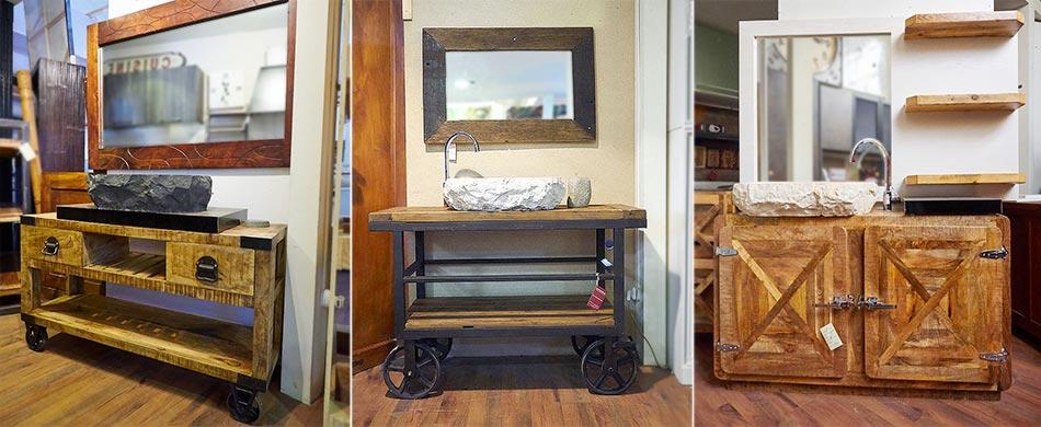 Bagno stile industriale mobili bagno in stile industrial - Mobile tv stile industriale ...