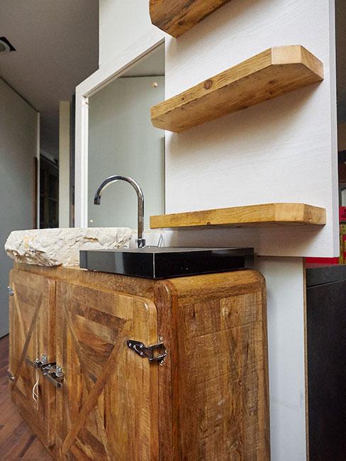 Mobile bagno vintage completo di specchio offerta arredo bagno - Mobile bagno completo ...
