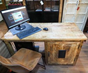 scrivania industrial