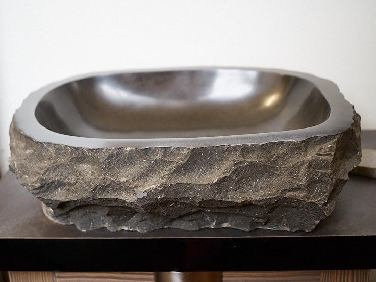 lavello granito nero