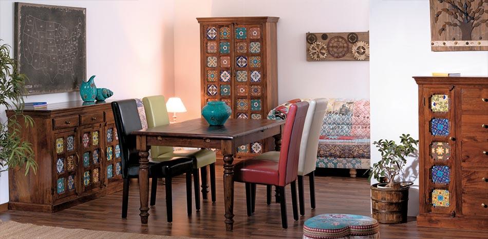 arredamento coloniale stile e mobili per arredare la casa