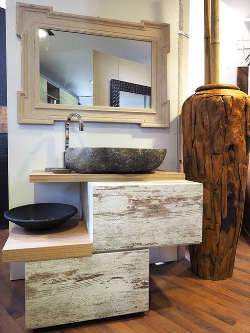 Mobile bagno cube bagno stile vintage moderno prezzo offerta for Mobile bagno lago prezzo