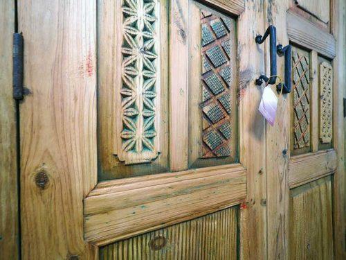 armadio etnico antico