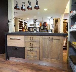 Cucine particolari componibili moderne prezzi sconto offerta on line - Mobile isola cucina ...