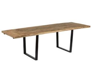 tavolo legno ferro