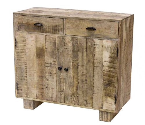 Credenza legno sheesham