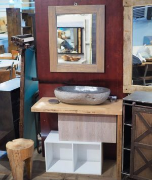 Mobili teak e arredamenti in legno di teak prezzi on line - Mobile bagno etnico ...