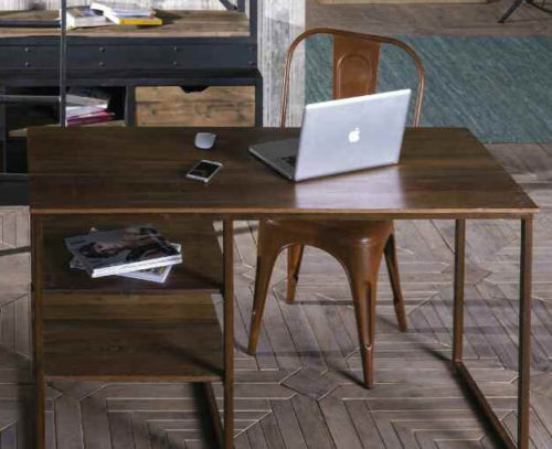 scrivania industrial ambient