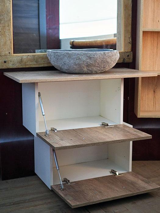 Mobiletto da bagno in offerta a prezzo outlet on line