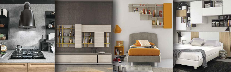 Rivenditore colombini mobili vendita arredamenti per for Colombini mobili
