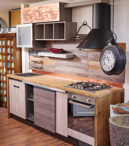 cucina industriale offerta