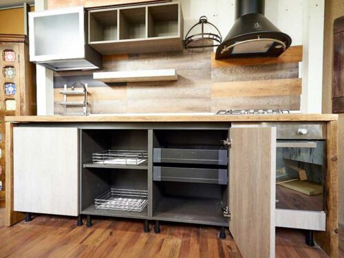 cucina industrial in offerta