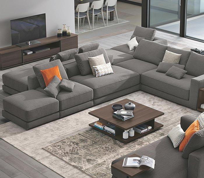 divano ad angolo colombini