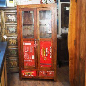 mobile vetrina vintage