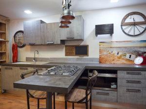 Cucina angolare offerta completa di elettrodomestici prezzo outlet