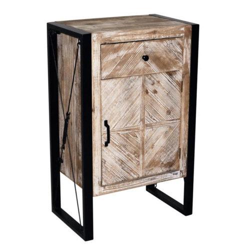 mobile legno di recupero