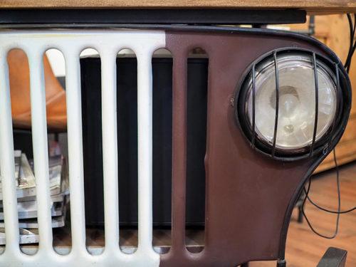 Scrivania jeep