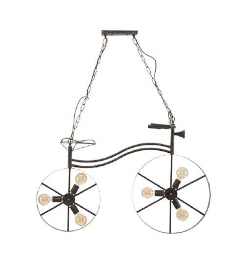 lampadario bicicletta
