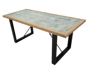 tavolo industrial legno