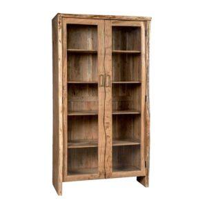 vetrina flint vero legno