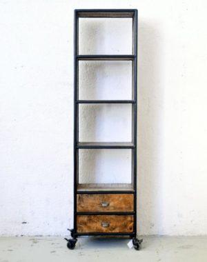 Libreria industrial ruote