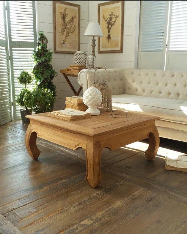 Tavolini Bassi Da Salotto Etnici.Tavolino Opium