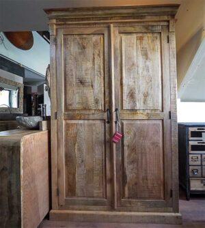 armadio legno newport