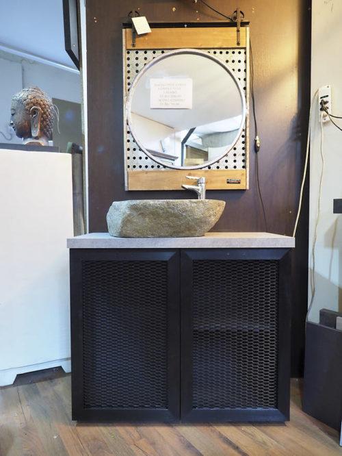 mobile bagno industrial moderno