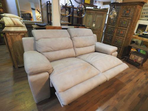 divano recliner 2 posti