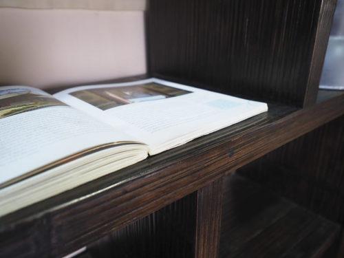 libreria etnica bamboo