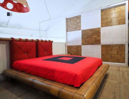 camera letto bamboo