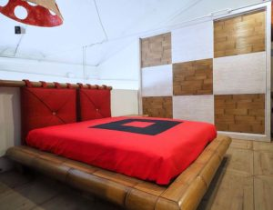 letto bamboo