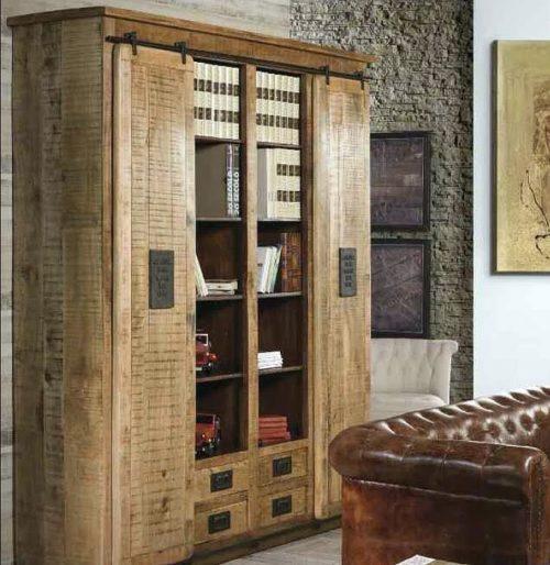 armadio e libreria insieme