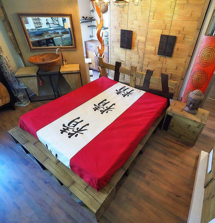 Camera da letto cross completa