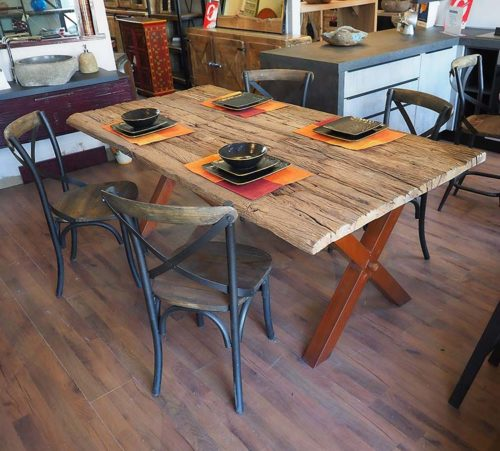 la quercia sul tavolo