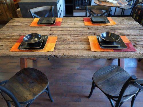 tavolo legno di quercia