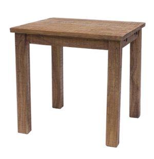 Tavolo quadrato 80 x 80 allungabile