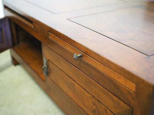 tavolino basso stile giapponese