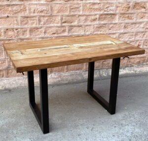 tavolo noce massello allungabile