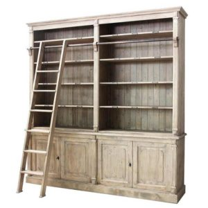 Libreria country chic