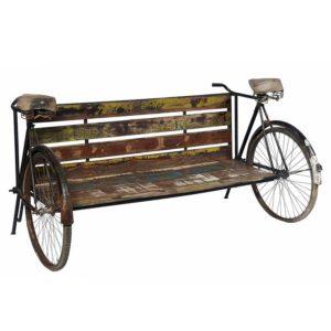 panca bicicletta mobile