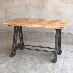 Tavolo allungabile design industrial