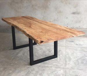 Tavoli industriali legno ferro offerta tavolo industriale on