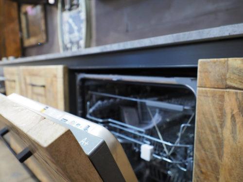 cucina rovere chiaro