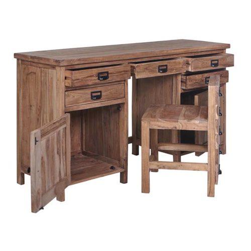 scrivania sedia scomparsa