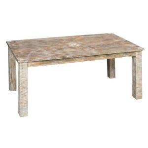 tavolo decapato allungabile